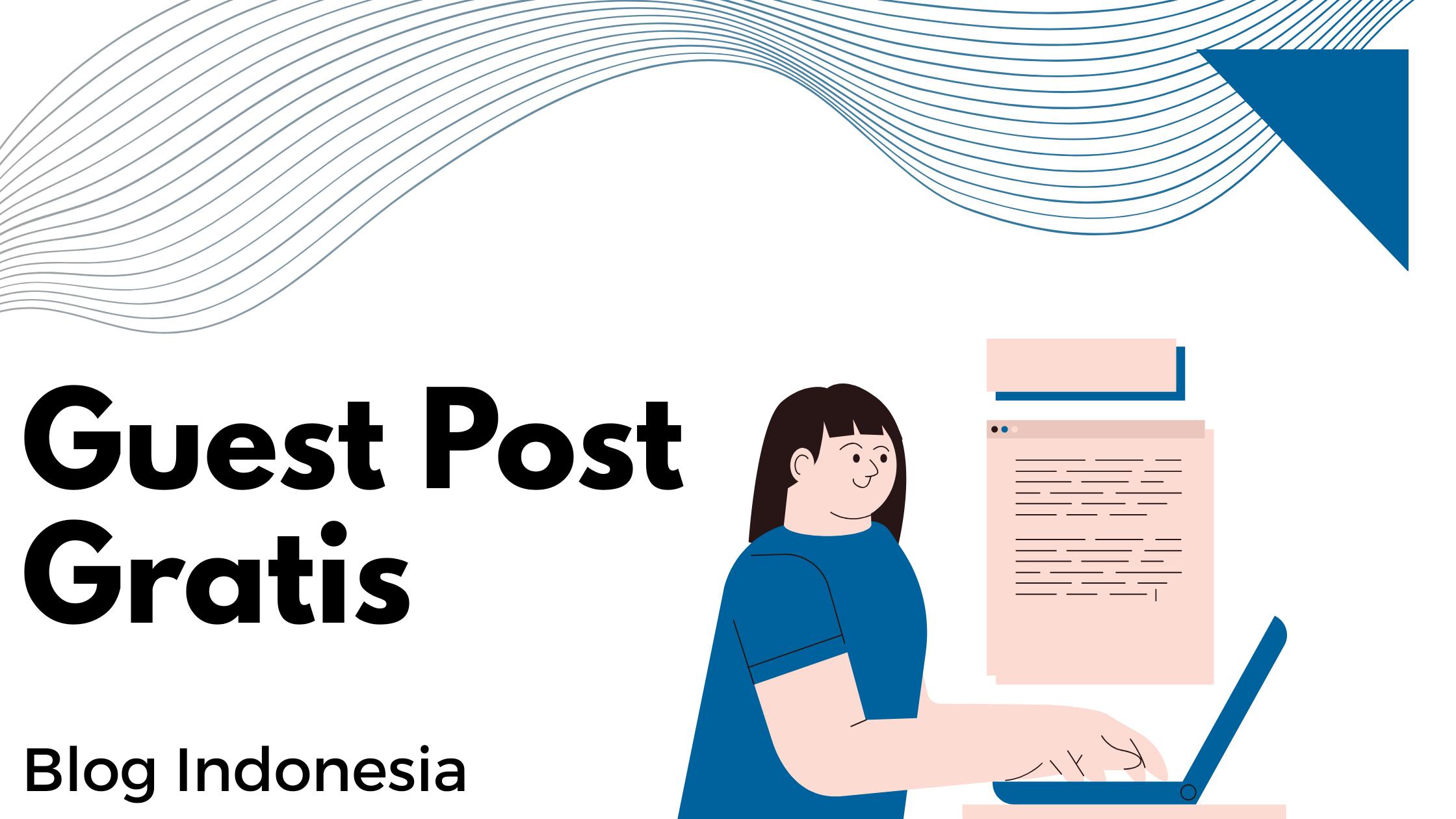 Guest Post Gratis